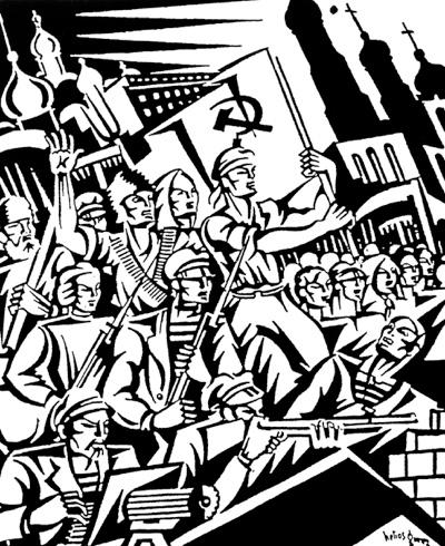 GRAMSCI Y LAS DOS REVOLUCIONES RUSAS DE 1917